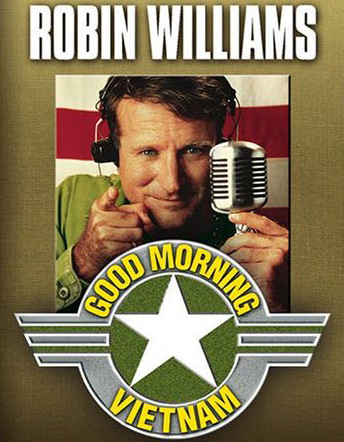a review of barry levinsons directed movie good morning vietnam Good morning vietnam production notes from the very inception of the project, remarks producer larry brezner, the dream was to make 'good morning, vietnam' as a metaphor for the war.