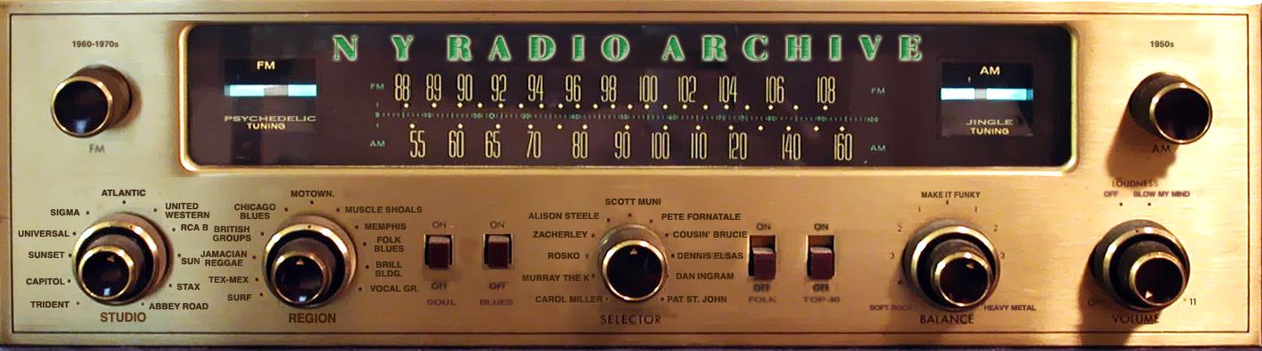 NY Radio Archive - WABC-FM / WPLJ 95 5